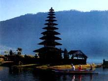 Ulun Danu Lake Temple