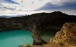 The Incredible Kelimutu Lake