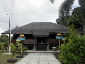 Belitung Stilt House