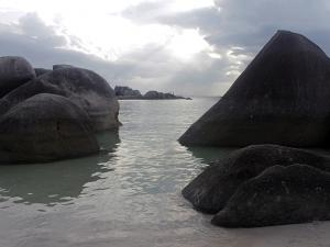Belitung Peramun Hill And Tanjung Tinggi Beach Tour